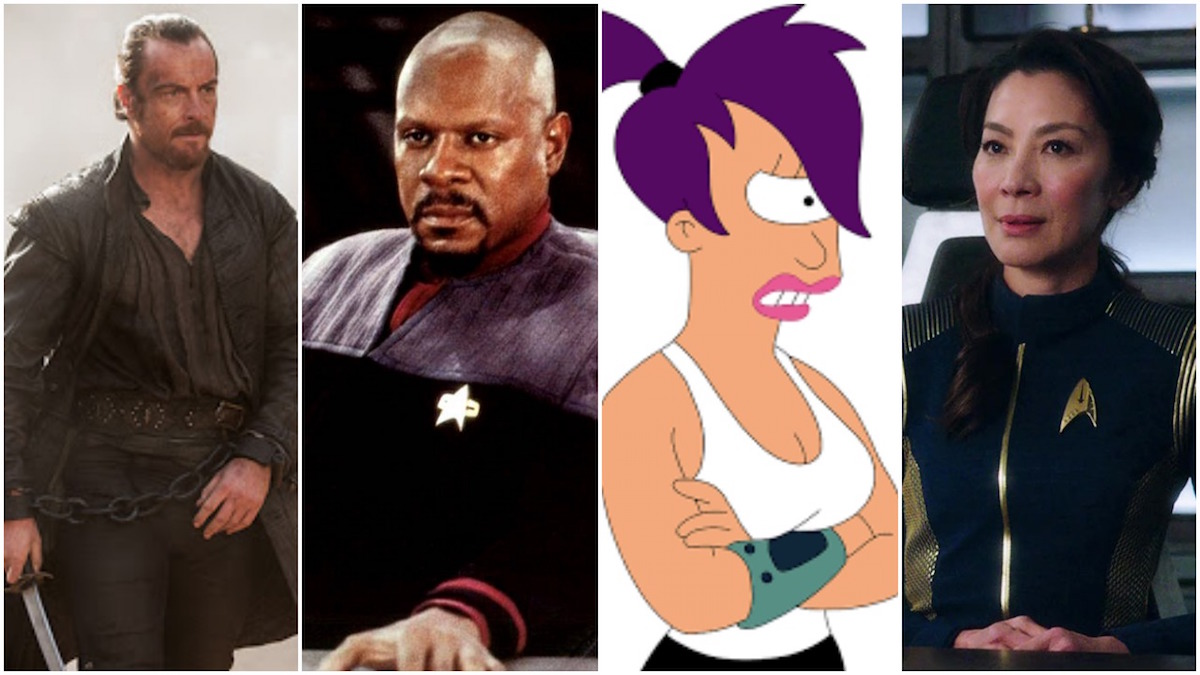 Who Are the Best Captains in Pop Culture?