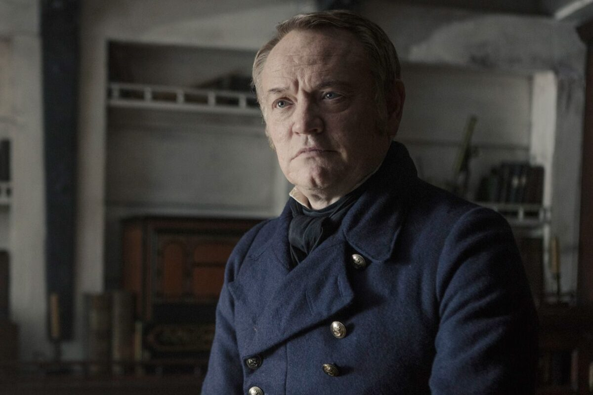 Jared Harris as Captain Crozier on the Terror