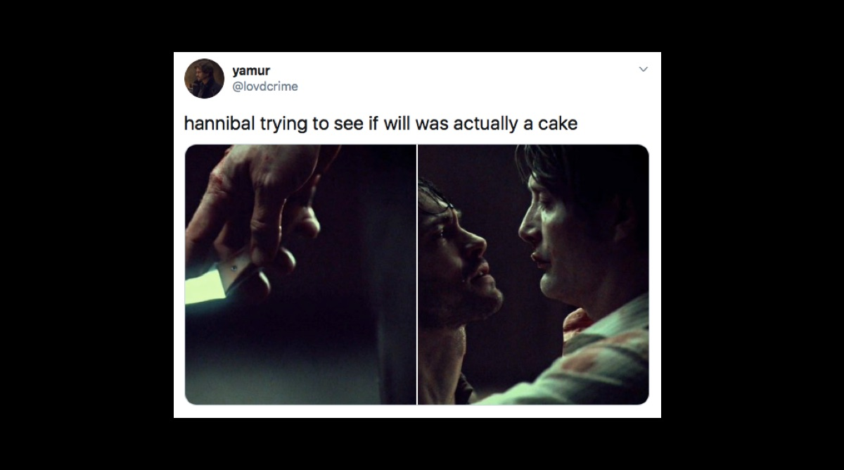 Of Course Hannibal Has the Best Cake Memes