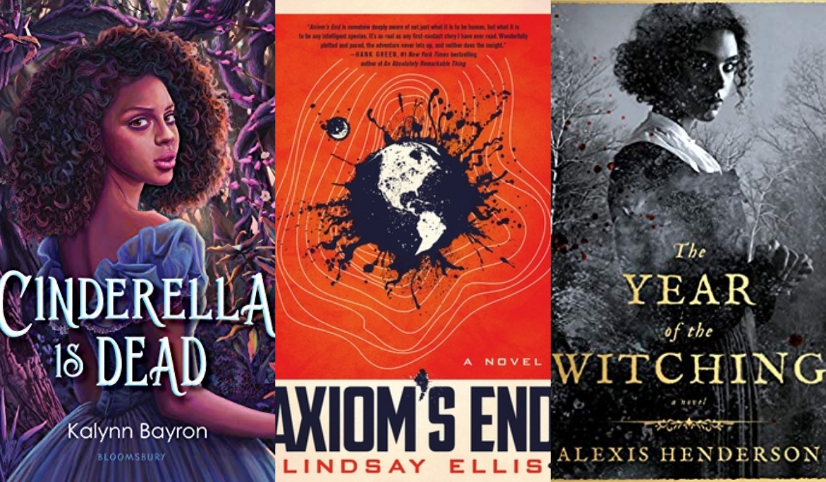 The Mary Sue Book Club July Edition—Aliens, Fairy Tales, and Witches, Oh My!