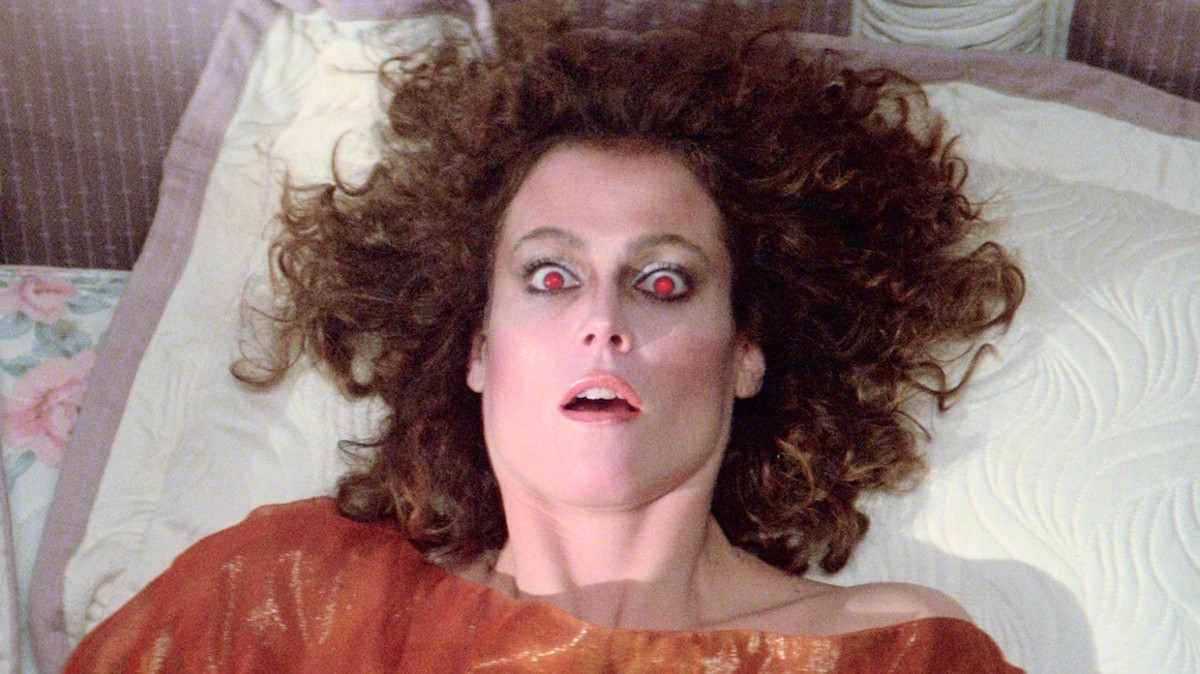 Sigourney Weaver in 'Ghostbusters'