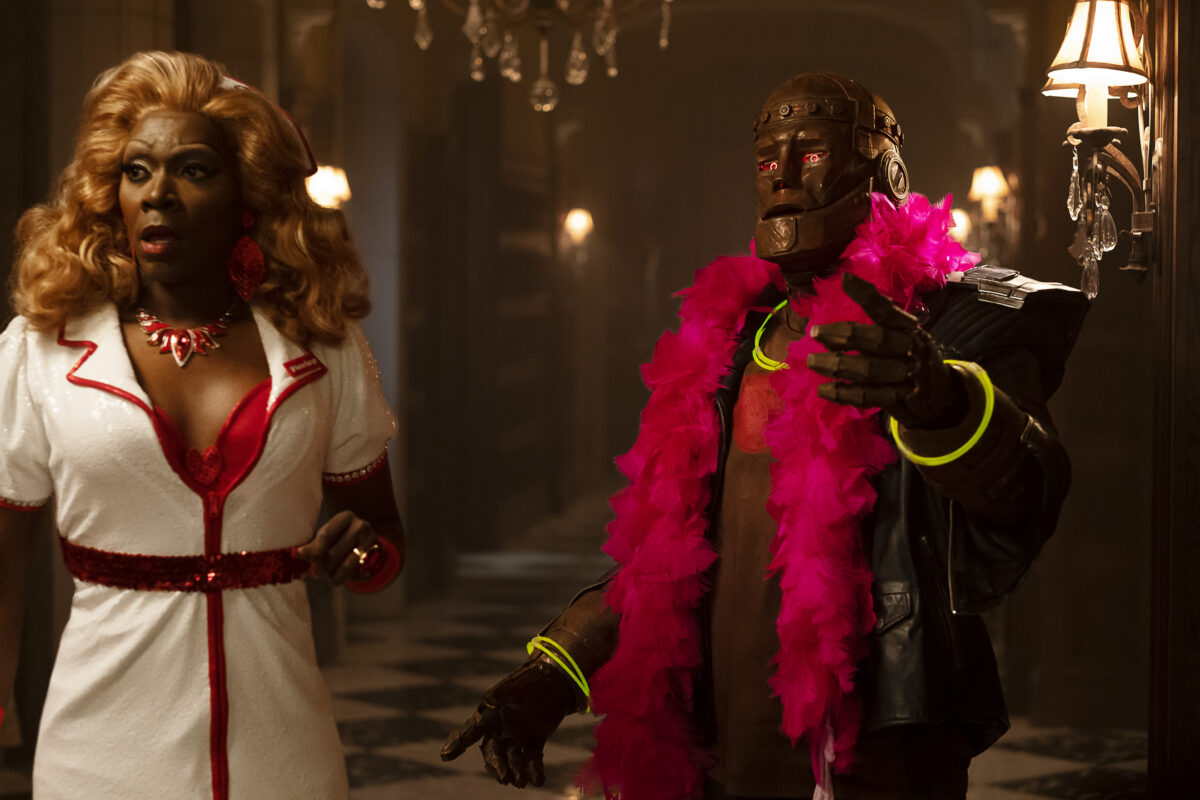 Doom Patrol Digs Into Sex and Fear (and Robot Ecstasy)