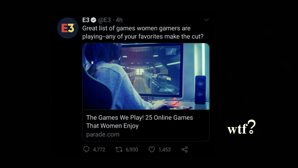 e3 played themselves