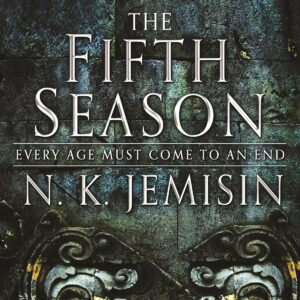 Book Cover Of The Fifth Season by N.K. Jemisin