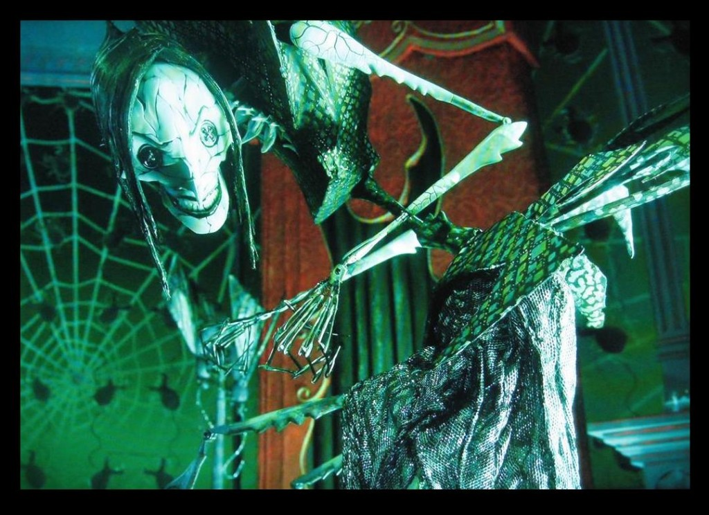 The Beldam/Other Mother in the 2009 Laika film adaptation of Coraline