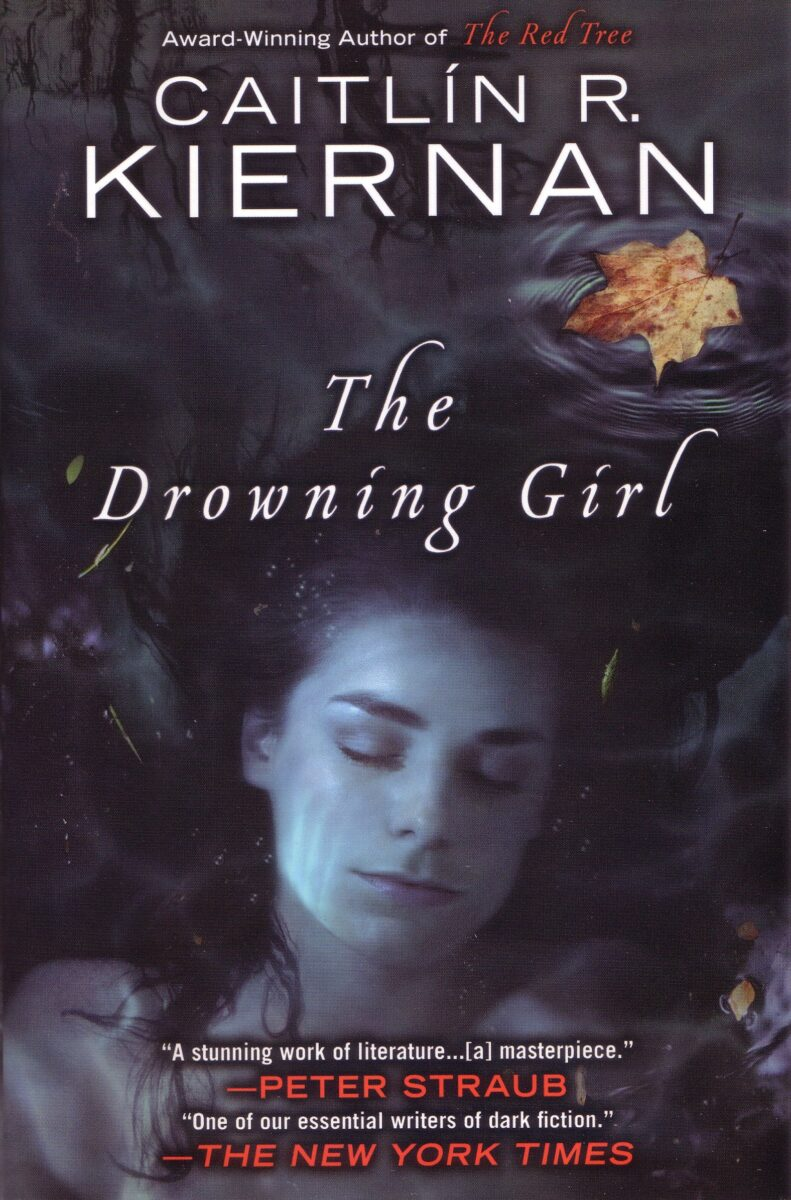 Book cover for The Drowning Girl by Cailtin R. Kiernan