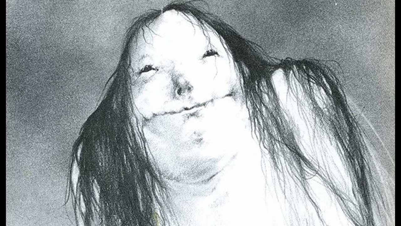 The Pale Woman, Scary Stories To Tell In The Dark