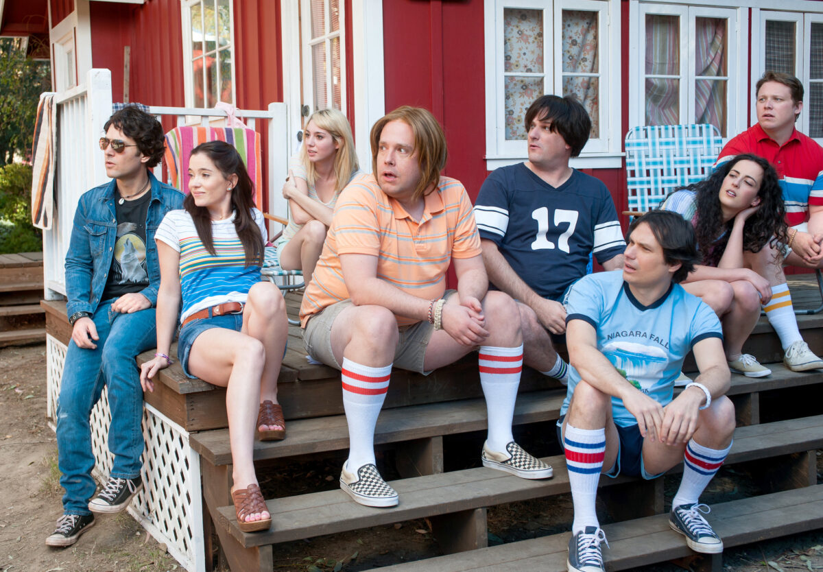 Wet Hot American Summer First Day of Camp