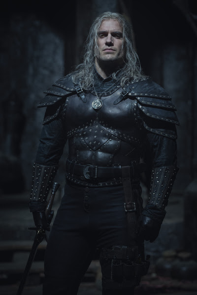 Henry Cavill as Geralt of Rivia in Season 2 of the Witcher