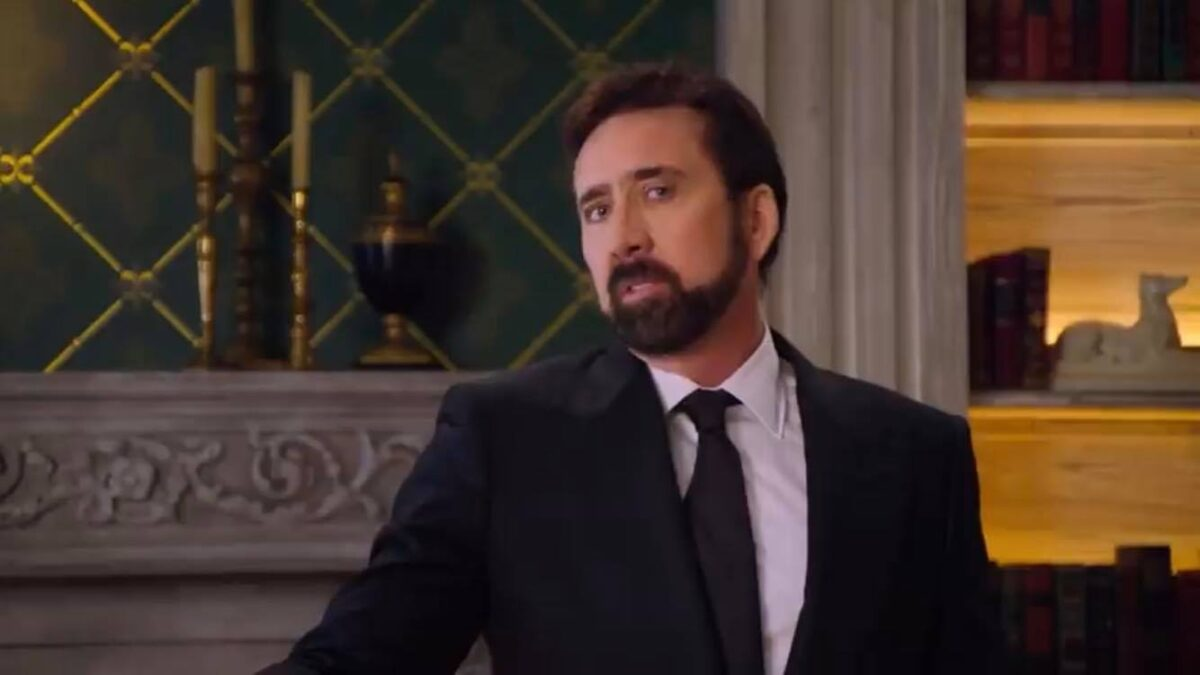 Nicolas Cage-Hosted Comedy Series Set for Netflix