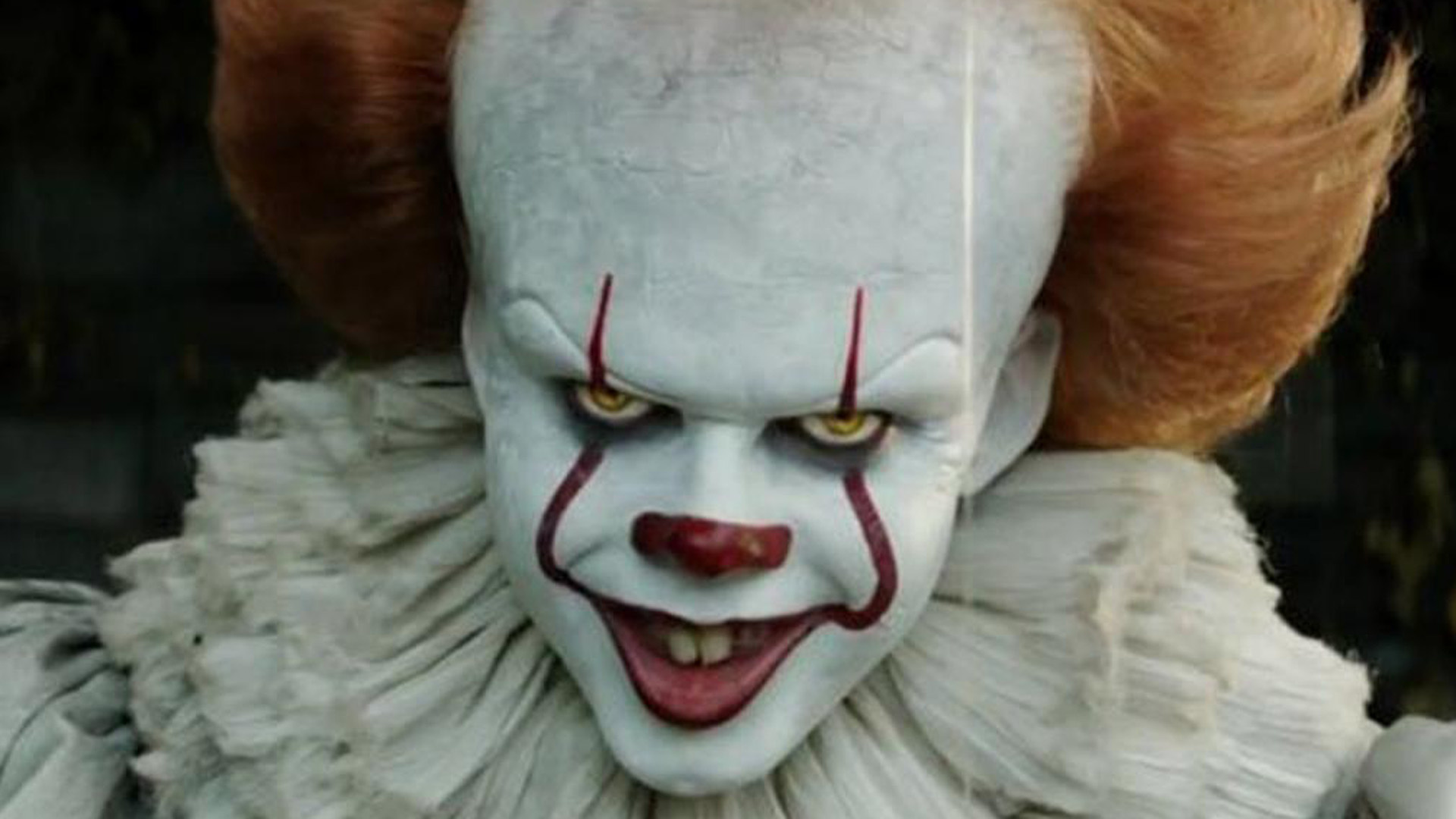 Screencap of Pennywise the Clown from IT