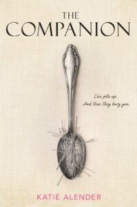 Book cover for The Companion by Katie Alender