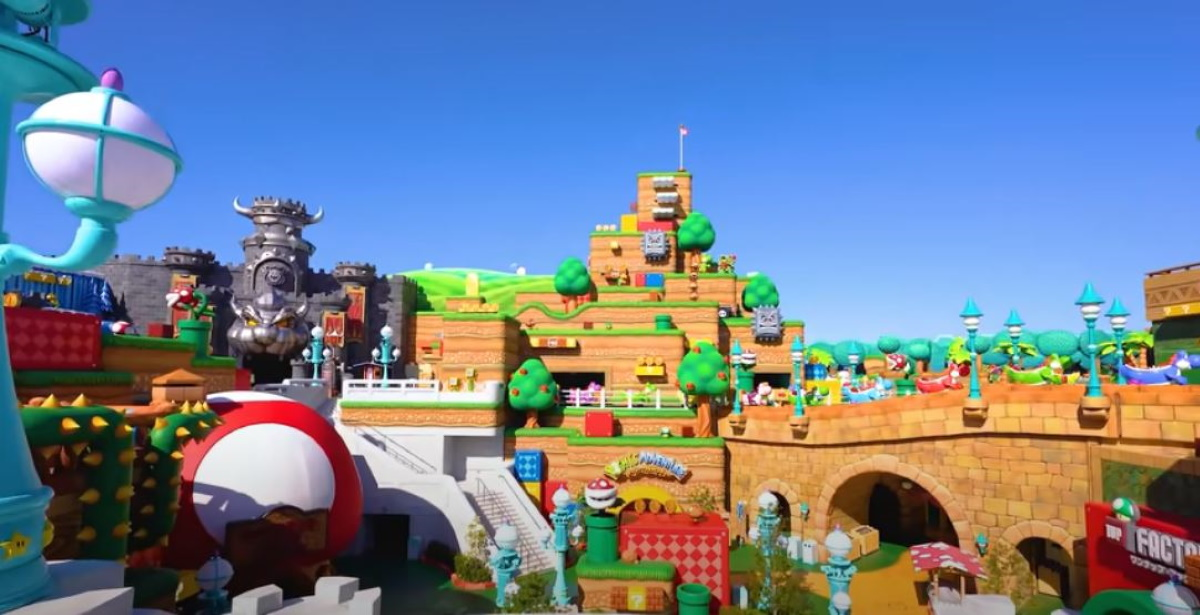 Surging virus cases in Japan tanks Nintendo theme park opening
