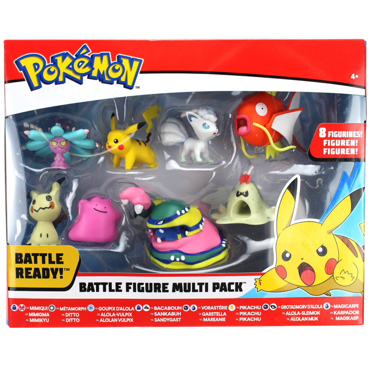 Picture of the Pokemon Multi-Pack