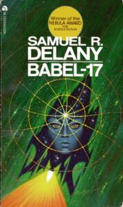 Book cover for Babel-17 by Samuel Delany