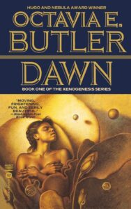 Book cover for Dawn by Octavia Butler