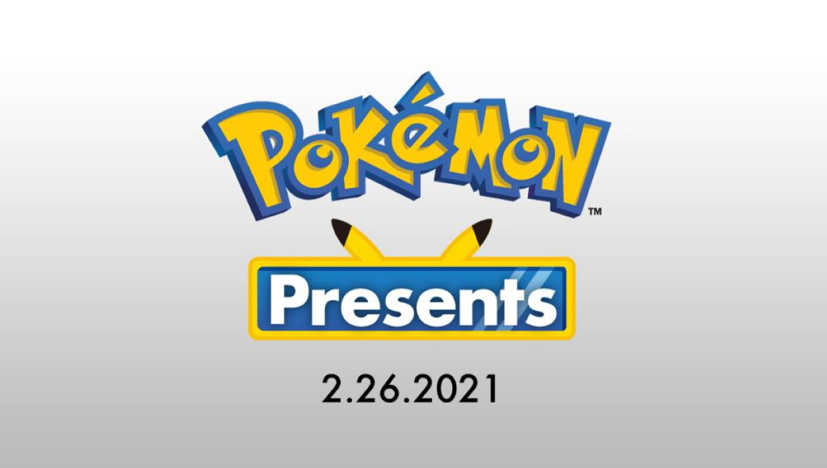 Image for the upcoming Pokemon Presents