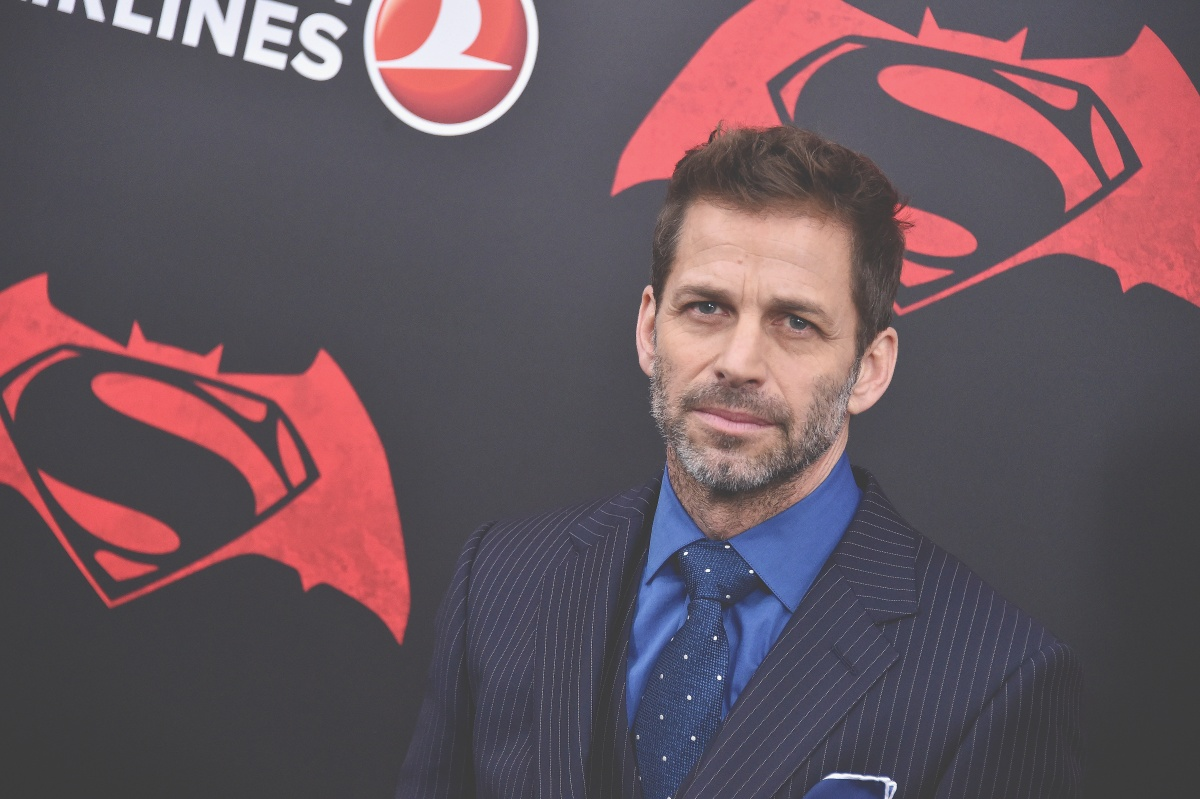 "An Alternative View Of The ""Batman V Superman: Dawn Of Justice"" New York Premiere NEW YORK, NY - MARCH 20: (Editors Note: This image was altertered using digital filters) Director Zack Snyder attends The ""Batman V Superman: Dawn Of Justice"" New York Premiere at Radio City Music Hall on March 20, 2016 in New York City. (Photo by Mike Coppola/Getty Images"