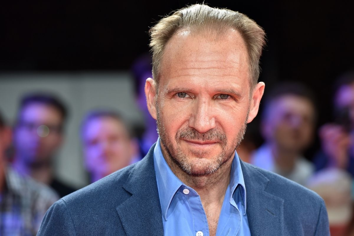 Ralph Fiennes at Munich Film Festival.