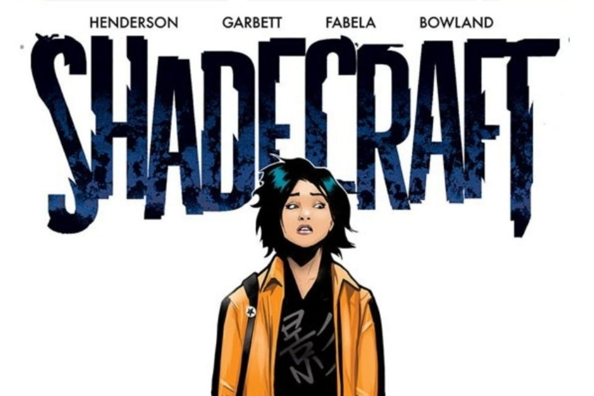 Shadecraft Comic by Joe Henderson and Lee Grabett.
