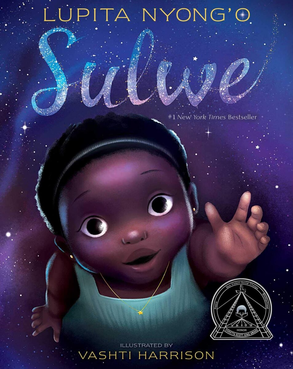 Book cover for Sulwe by Lupita Nyong'o