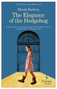 Book cover for The Elegance of The Hedgehog by Muriel Barbery