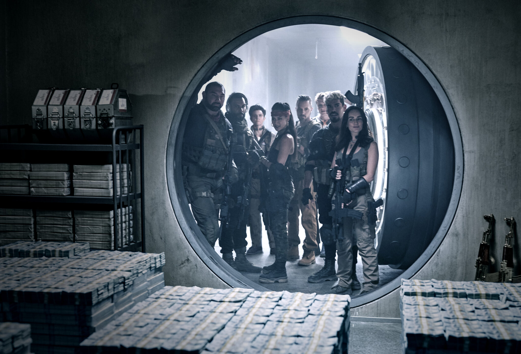 Zack Snyder's Army of the Dead Looks Ridiculous and Fun?