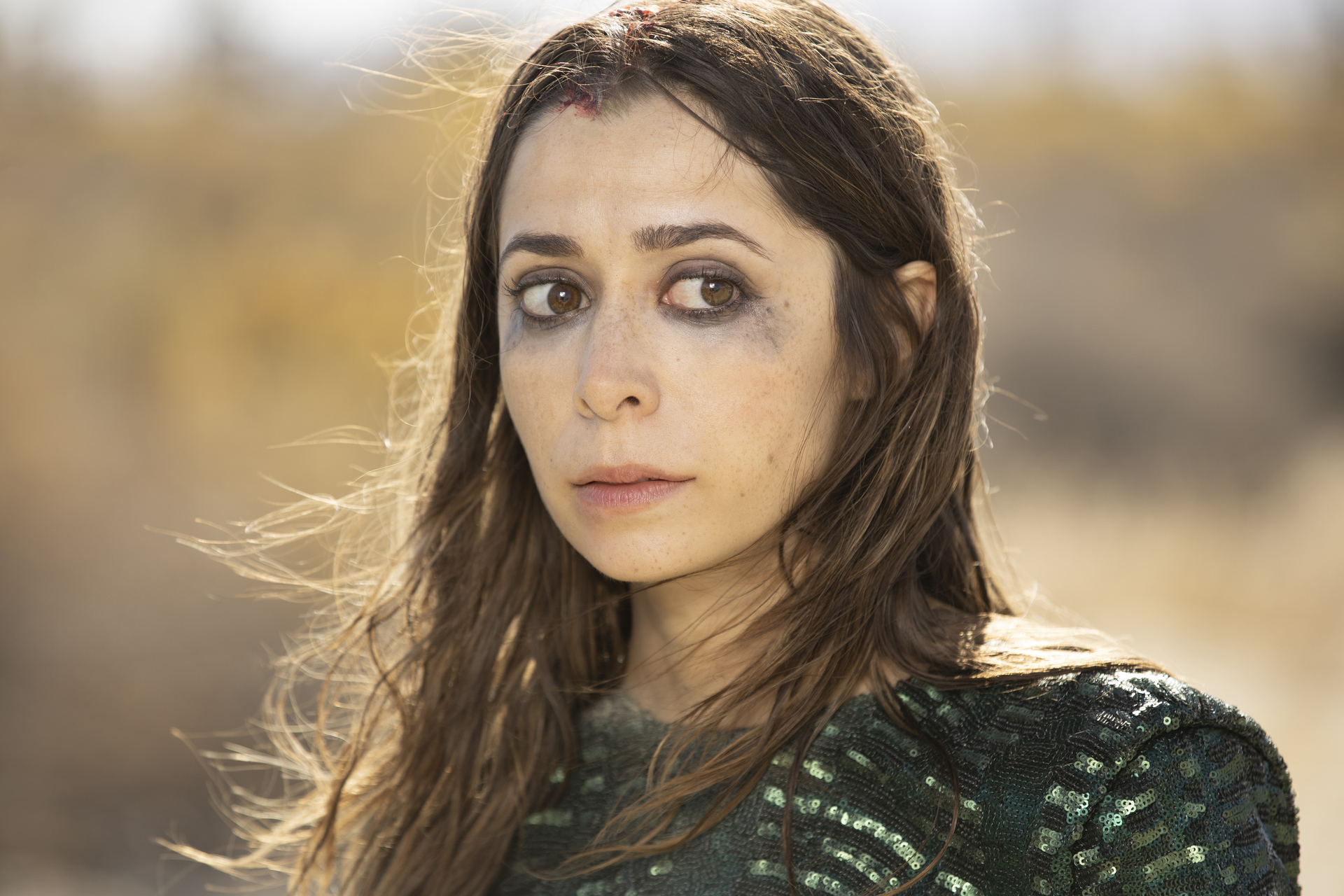 Cristin Milioti as Hazel in HBO Max's Made for Love.