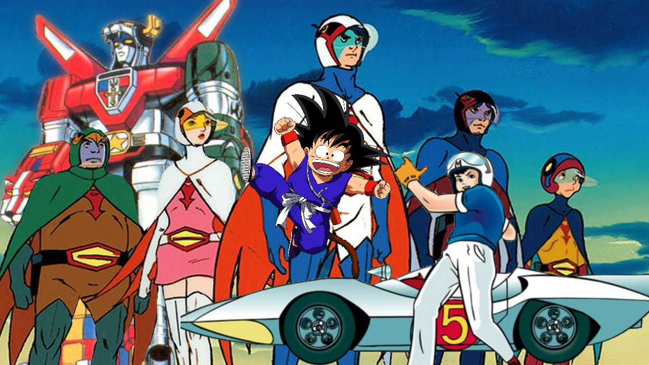 Let's Celebrate Anime Day With the Anime I Watched as Kid That I Didn't Know Was Anime!