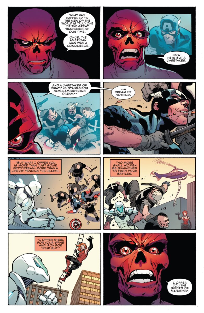red skull peterson