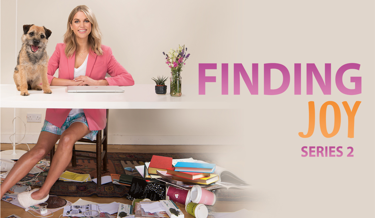 Finding Joy Season 2 Banner