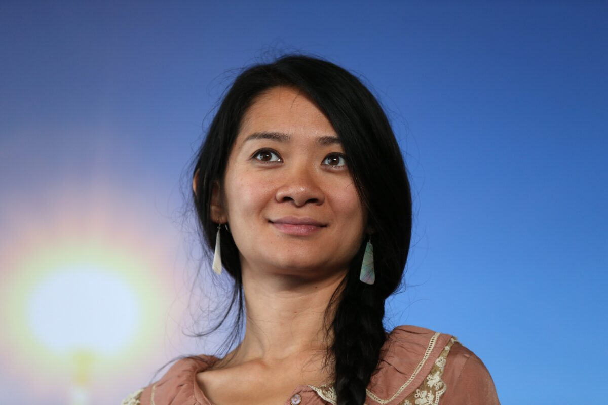 Chloé Zhao Makes History, Taking Home the Best Director Oscar