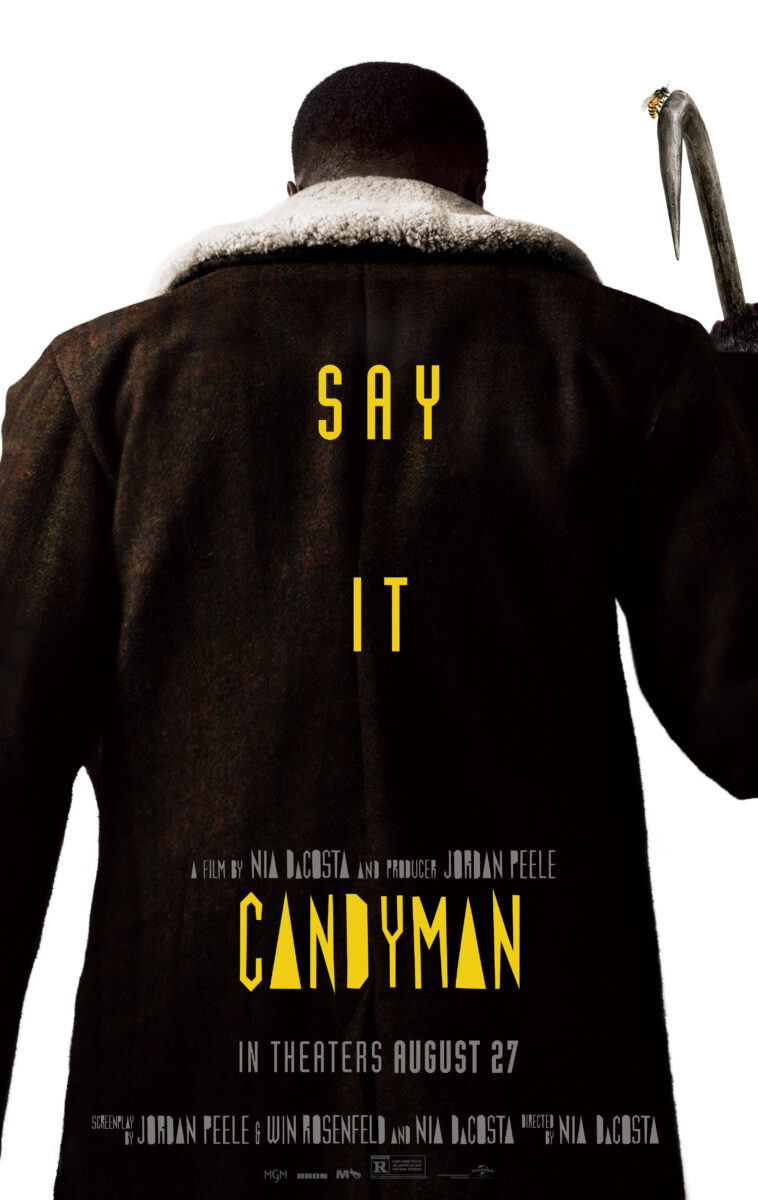 Main poster for Candyman