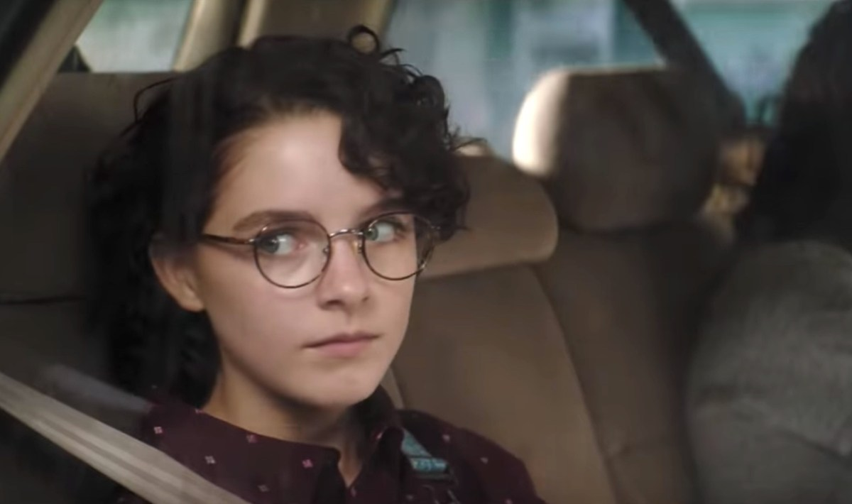 McKenna Grace in ghostbusters