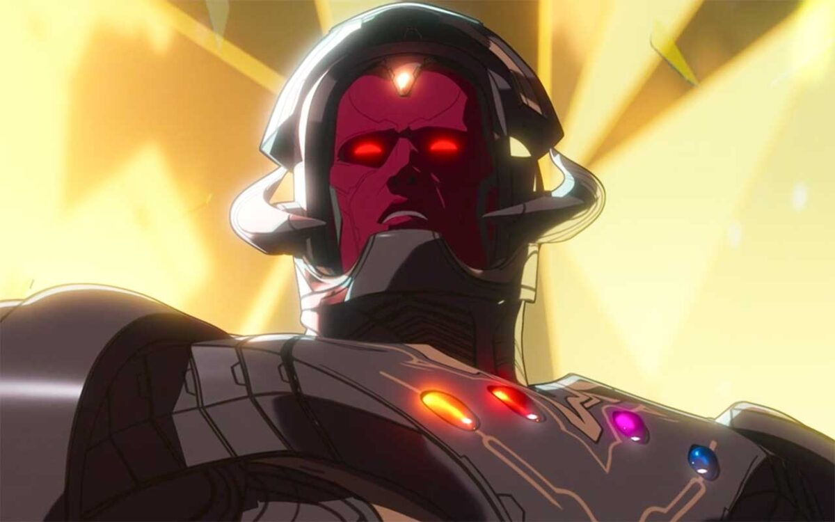 Ultron as Vision in What If