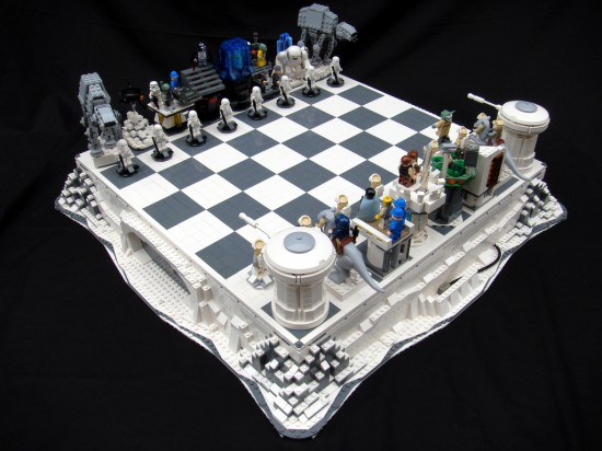 Empire Strikes Back Chess