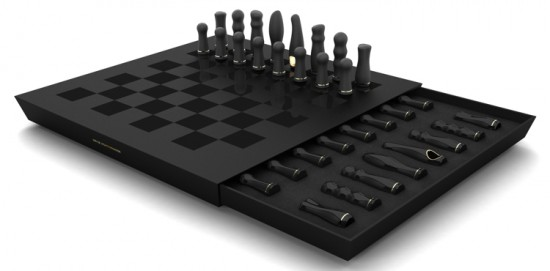 Sex Toy Chess