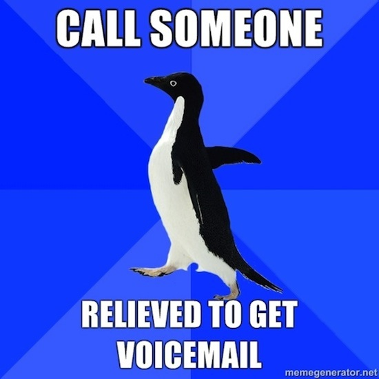 Voicemail Relief